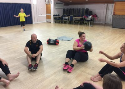 Fitness Class Peterborough