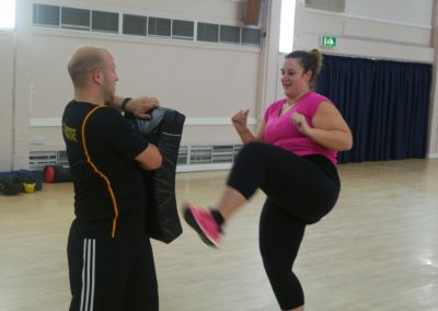Fitness classes peterborough